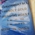 Экологически чистый агент для обработки золота