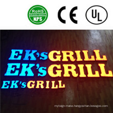 Professional Full Lit Channel Letter, Advertising Signs