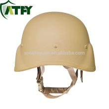 Casco balístico Kevlar NIJ IIIA .44 kevlar casco de seguridad