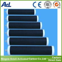 Очистка воздуха фильтрами с активированным углем