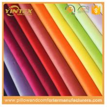 Ткань полиэстер и хлопчатобумажная ткань бархатной ткани
