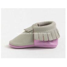 PU: Tassel Soft Bottom Baby Kleinkind Schuhe