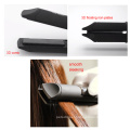 USB cordless rechargeable hair straightener