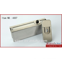 Stainless steel conceal floor spring for glass door