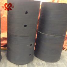 Dock garde-boue solide de qualité supérieure de garde-boue cylindrique fabriqué en Chine