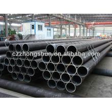 Kohlenstoff nahtloses Stahlrohr ASTM A106 Gr B / API5L / ASTM A53 / SS400 / ST52