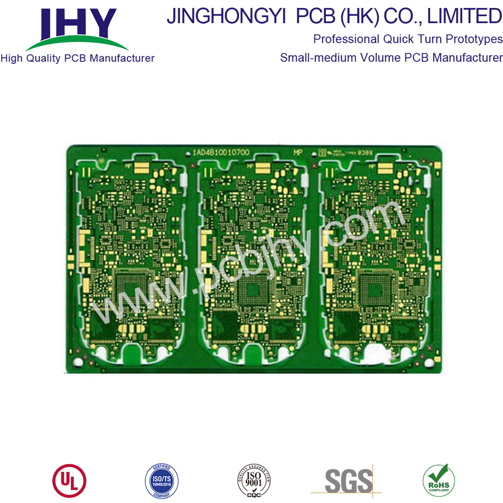 6 Layer BGA PCB