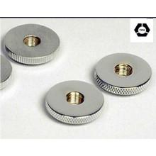 DIN467 Углеродистая сталь с накаткой Thumb Thin Nuts