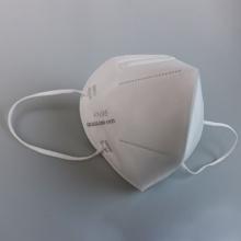 Máscara facial respiratória de carbono ativo PM 2.5 N95