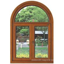 Aluminium + Wood Window (AW-C001)