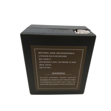 ba 5590u non rechargeable battery