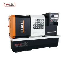 Small Lathe Machining Metal Model CNC Lathe CK 6140 Flat Bed Horizontal CNC Lathe Machine