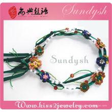 Accessoires de bijoux de costume Ceintures de chaîne à la main pour les femmes