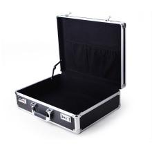 Caja de aluminio del equipo de la caja del equipo de la caja (con la cerradura cifrada)