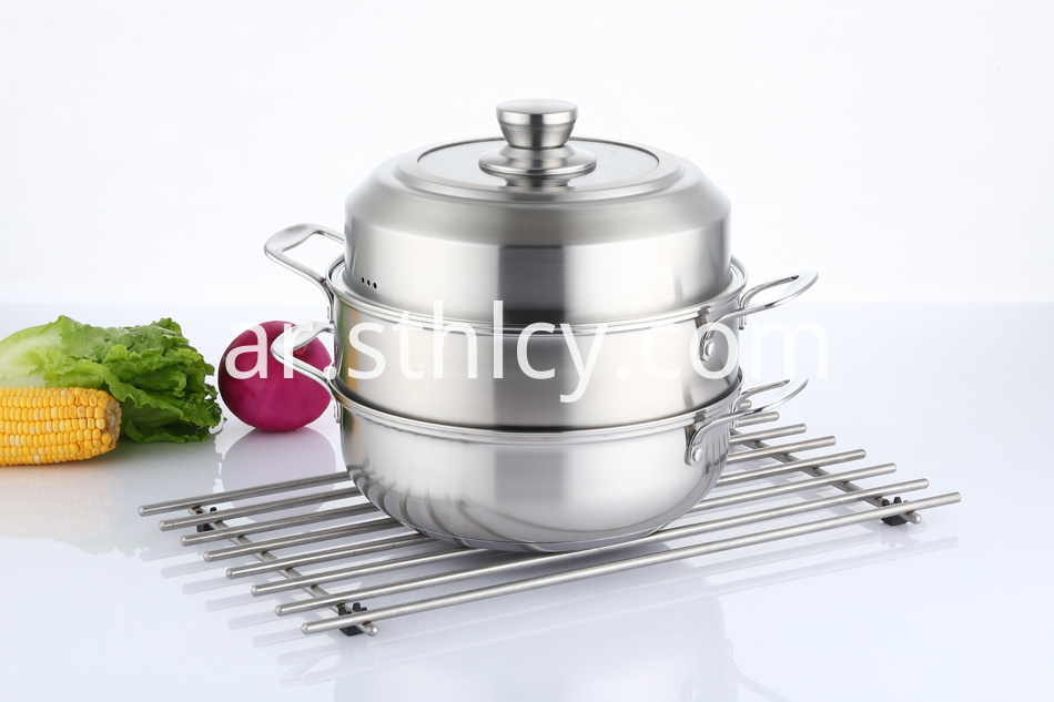 Vegetable Steamer Pot Electric