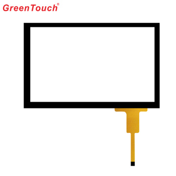 "5 ""Mobile Günstige Hmi kapazitiven Touchscreen"