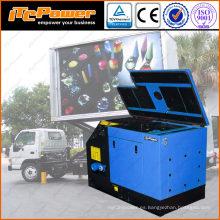 LED AD camión generador diesel super tranquilo