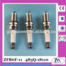 Hochleistungsgenerator Zündkerze für Haima Premacy ZFR6R-11 483Q-18110 HC00-18-110M1