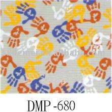 mehr als fünfhundert Muster Gewebe