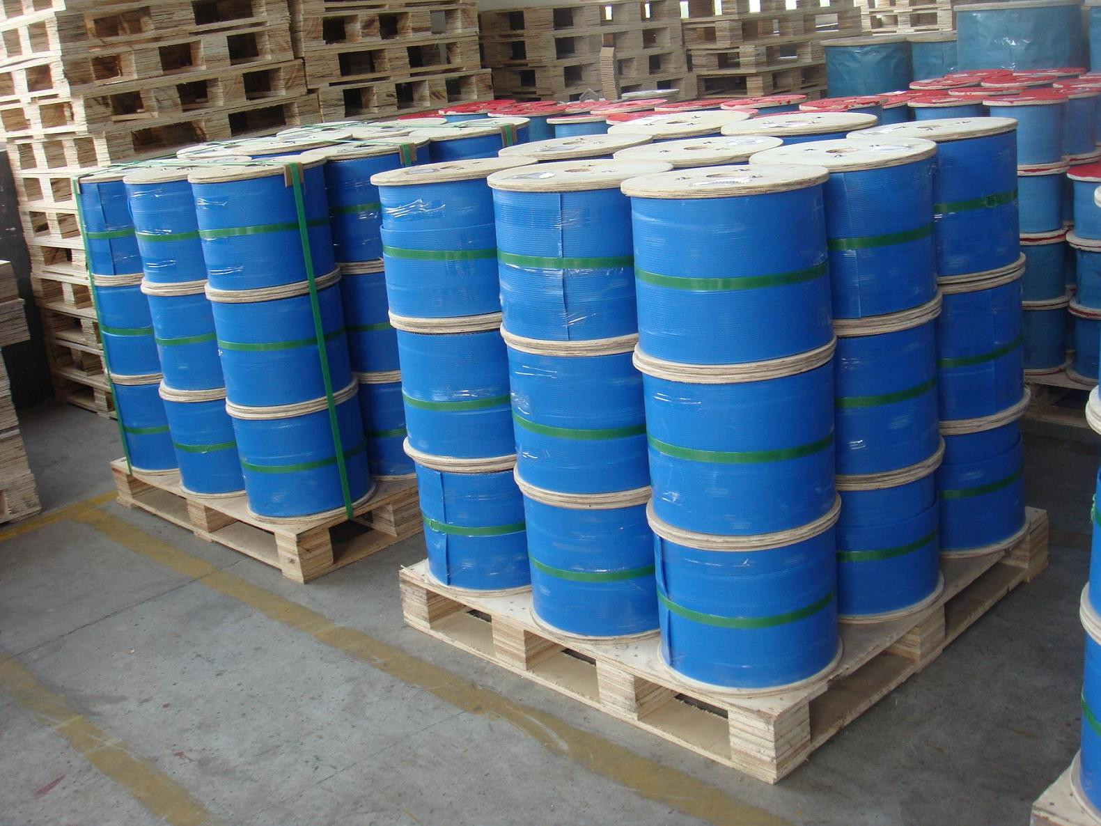 stainless steel wrie rope