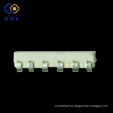 Diodo LED RGB montado en superficie de alto brillo 6 pines Vista lateral 4508 RGB SMD LED