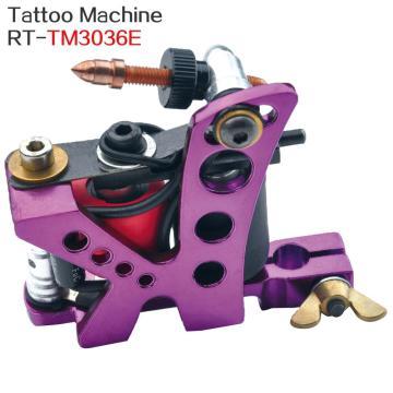 Ручной работы утюг 10 катушки шейдеров татуировки
