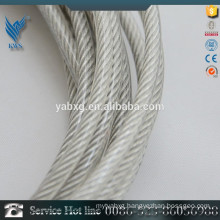 316 Stainless Steel 1x19 4mm Wire Rope manufacturer
