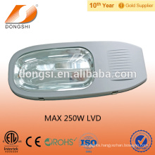 aluminum 200W 250W LVD Induction street light road lamp housing