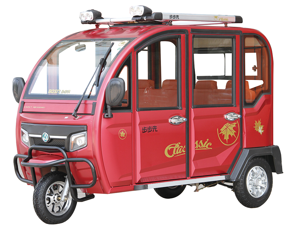 electric rickshaw youtube