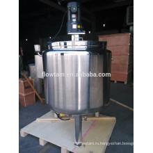 Электронагревательный смесительный бак с верхней мешалкой из фарфора