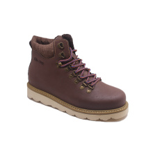 Men's Classic Warm Round Toe Ankle Snow Boots