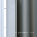Cortinas grises Ombre con ojal