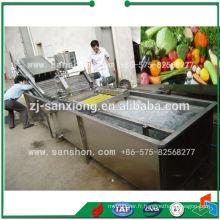 QXJ Industrial Bubble Vegetable Washing Machine