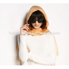 2014 New Product Solid Color Modal Oblong Scarf