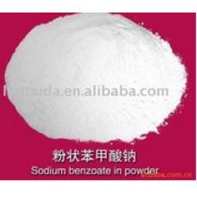 Бензоат натрия Высококачественный пищевой продукт