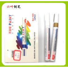 Pintar Caneta 12 Cores (QJ-100)