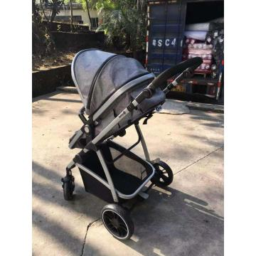BABY-PLUS PUCH CHAIR MS520XL