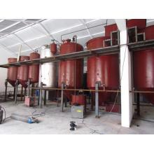 линия по производству подсолнечного масла
