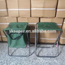 cheap metal folding stool metal fishing stool