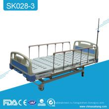 SK028-3 многофункциональной больницы провернуть металлическую больничную кровать