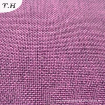 Flaches Sand Release Sofa aus Leinenstoff und hochwertig