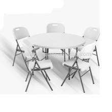 Tabela e cadeira ajustadas da mesa de jantar portátil da tabela ajustável da altura