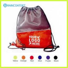 Logo personnalisé imprimé Give Away Drawstring Bag RGB-026