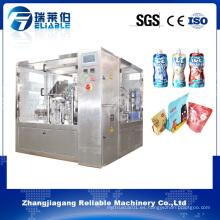 Máquina automática de llenado y sellado de bolsas