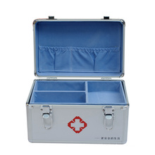 Aluminium Alloy Medical Box (without Medicine)