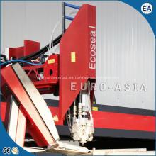 Máquina de juntas de sellado de espuma de poliuretano aprobada por CE