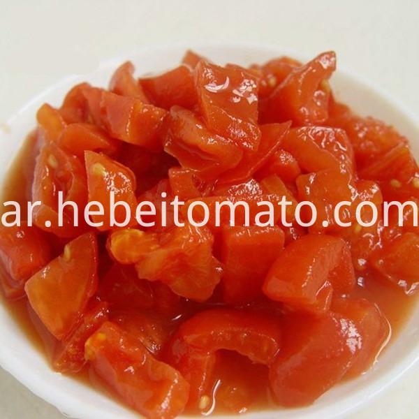 Diced Tomato in Tin