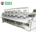 Multi Head Flat T-Shirt Cap Computerized Embroidery Machines with 2 to 12 Heads