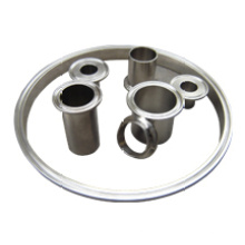 304/316L Sanitary Stainless Steel Welded Ferrule