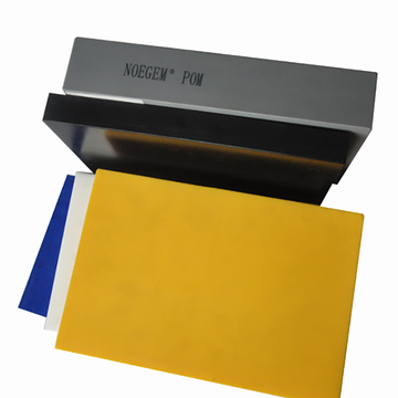 Polyoxymethylen-Kunststoffplatte in loser Schüttung